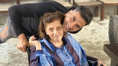 Betty Kapadia Dies at 80: Veteran Actress Dimple Kapadia's Mother Breathes Her Last in Mumbai