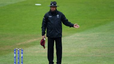 Aleem Dar Becomes First Umpire to Complete 400 Matches in International Cricket