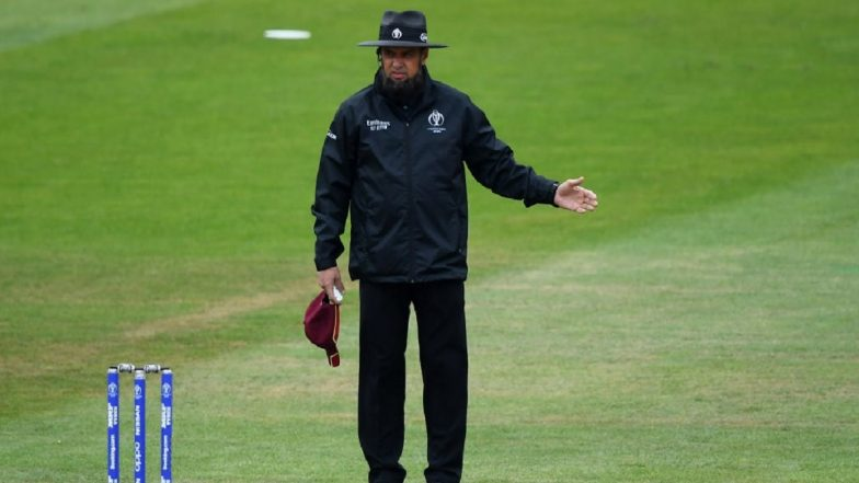 Aleem Dar Set to Break Steve Bucknor's Record to Umpire in Most Number of Test Matches During  Australia vs New Zealand 1st Test 2019