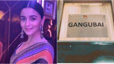 Alia Bhatt Begins Shooting forSanjay Leela Bhansali's Gangubai Kathiawadi, Calls it a Gift from Santa! (See Pic)