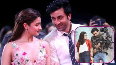 Brahmastra Song LEAKED! Ranbir Kapoor and Alia Bhatt Groove On This Melodious Peppy Track (View Pics and Videos)
