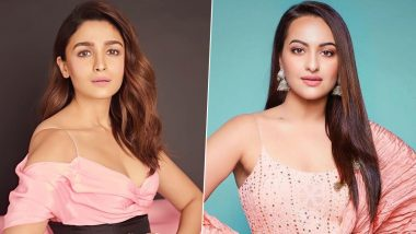 Alia Bhatt and Sonakshi Sinha Share 'Preamble of India', Slam Police Action Against Students Protesting Citizenship Amendment Act (View Posts)