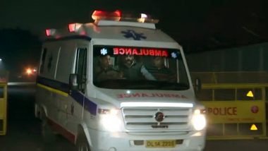 Unnao Rape Survivor Brought to Safdarjung Hospital From Delhi Airport, Ambulance Covers 13 KMs in 18 Minutes