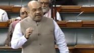 Amit Shah Says 'Situation in Kashmir Normal, Detained Leaders to Be Released by Local Administration'