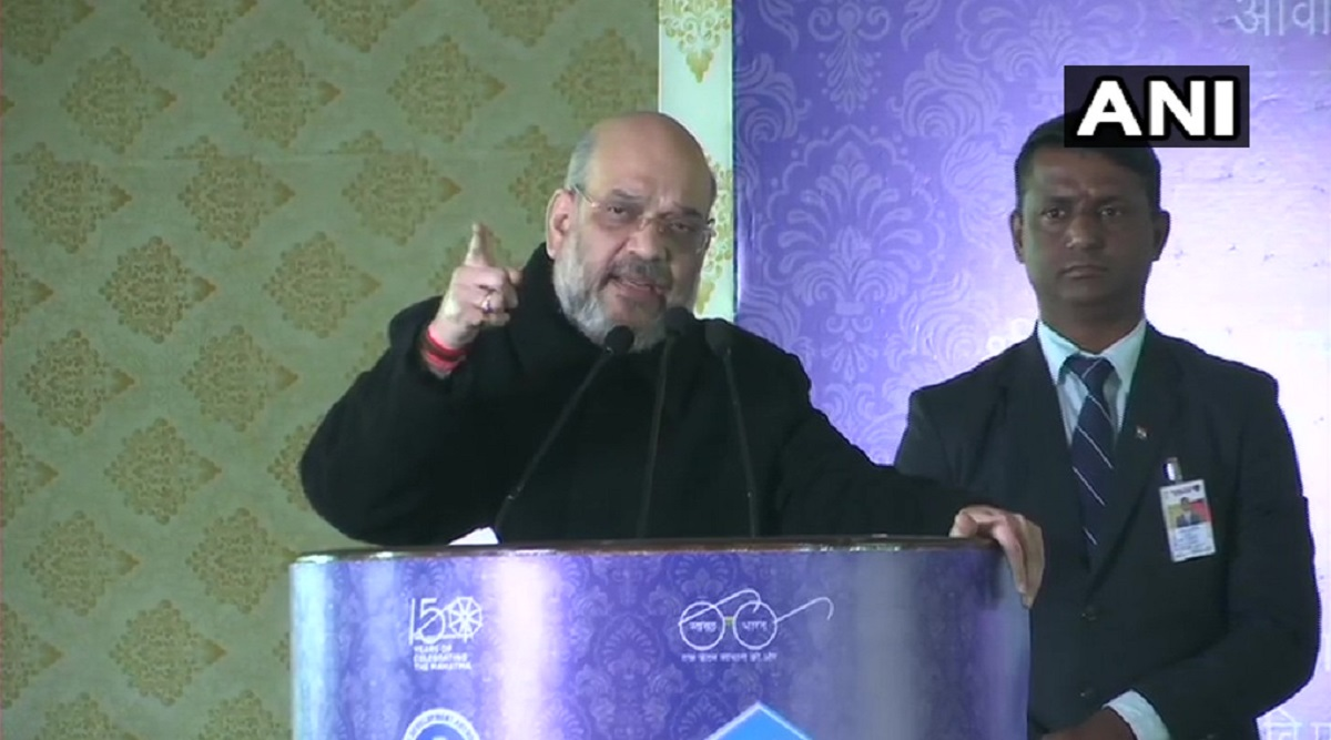 Amit Shah Slams Congress for Raising Jobs, Economy Issues, Says Those Who Did Nothing in 60 Years Questioning Modi Govt