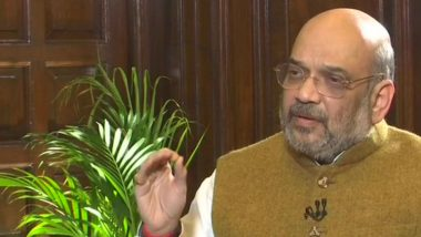 COVID-19 Vaccination Drive: 'Made in India' Vaccines Proof of 'Aatmanirbhar Bharat', Says Home Minister Amit Shah