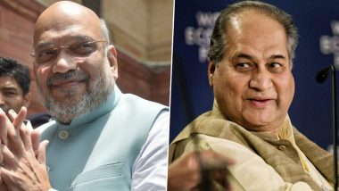Rahul Bajaj Speaks Out Against 'Atmosphere of Fear' in Presence of Amit Shah, Says 'People Afraid of Criticising Modi Govt'