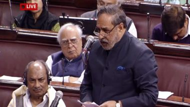 Citizenship Amendment Bill 'Fails Morality Test', Supports Savarkar and Jinnah's Vision, Says Congress' Anand Sharma in Rajya Sabha