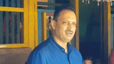 Anantkumar Hegde Says Devendra Fadnavis's Short-Lived CM Stint Was BJP's Pre-Planned Drama to Prevent 'Misuse' of Centre's Fund, Watch Video