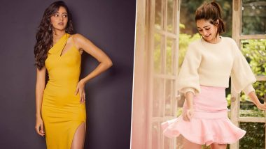 Ananya Panday Is Chic by Day and Ravishing by the Night All in the Blink of an Eye! (View Pics)