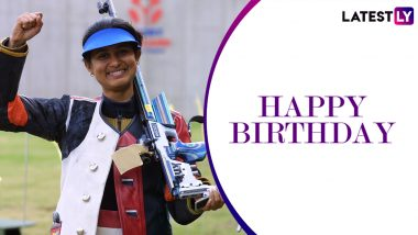 Anjali Bhagwat Birthday Special: Some Interesting Facts About India's Famed Shooter