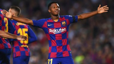 Ansu Fati's Father Responds to Manchester United Transfer Links, Says 'He Is Comfortable in Barcelona'