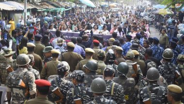 Section 144 Imposed in Imphal For Two Months Amid Anti-CAA Protests, District Magistrate Cites 'Serious Threat' to Peace