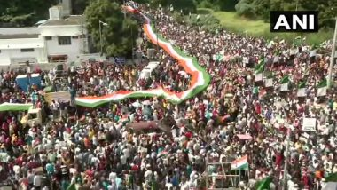 Anti-CAA Protesters: Thousands of Muslims Take to Streets in Tamil Nadu