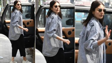 Anushka Sharma's Casual Style Will Cost You More Than a Return Ticket to Amsterdam (View Pics)