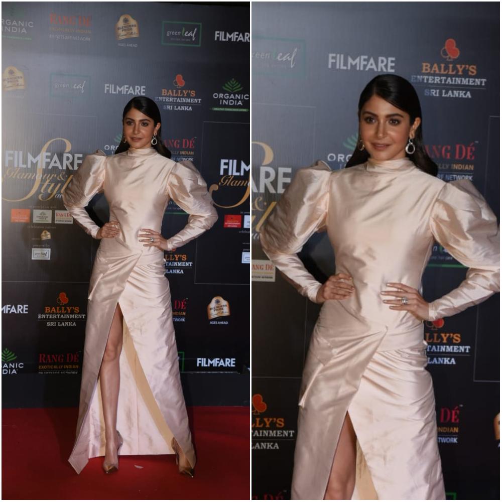 Anushka Sharma at Glamour and Style Awards 2019. (Photo Credits: Yogen Shah)