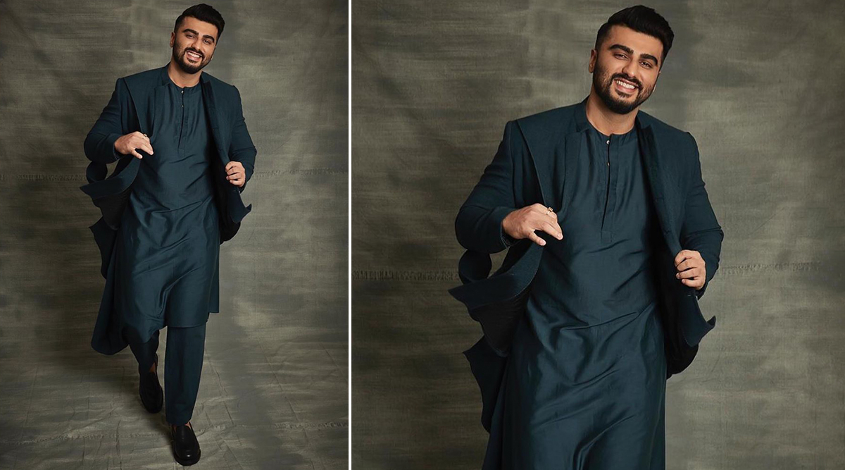 Arjun Kapoor in Antar Agni for Panipat promotions