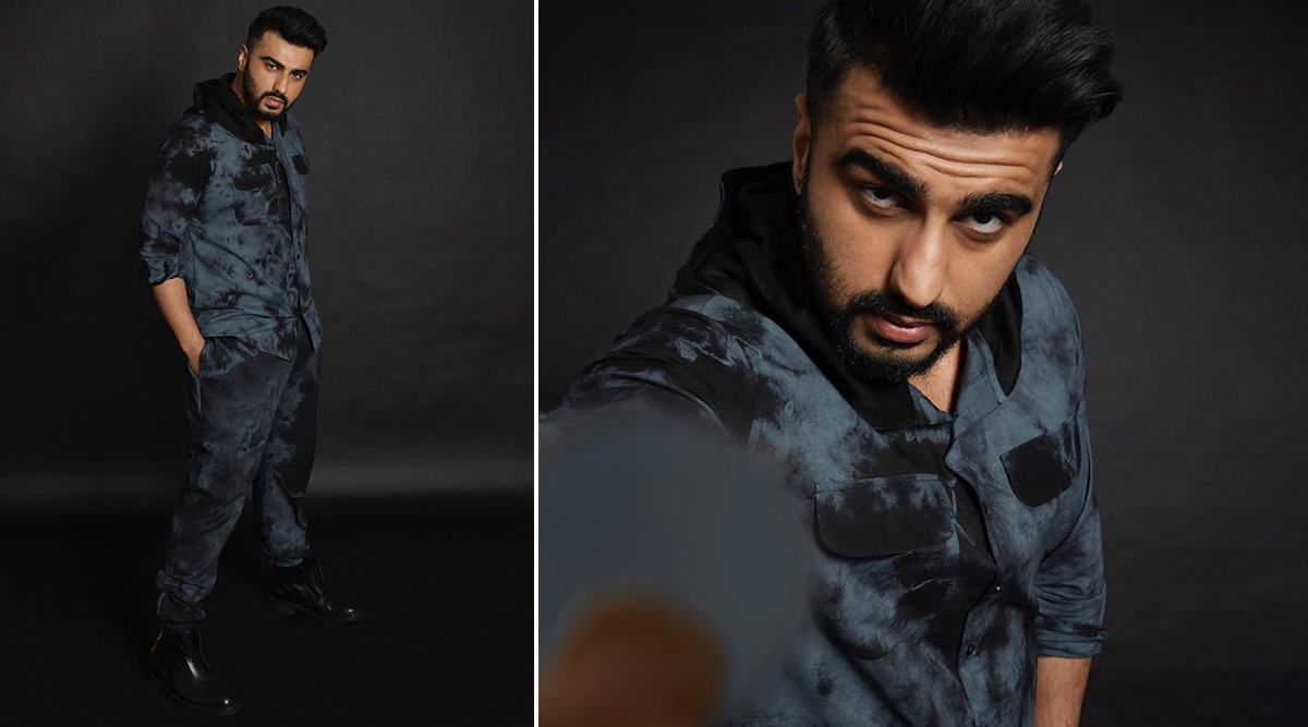 Arjun Kapoor in Arko for Panipat promotions