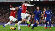 Chelsea vs Arsenal, Premier League 2019–20 Free Live Streaming Online: How to Get EPL Match Live Telecast on TV & Football Score Updates in Indian Time?