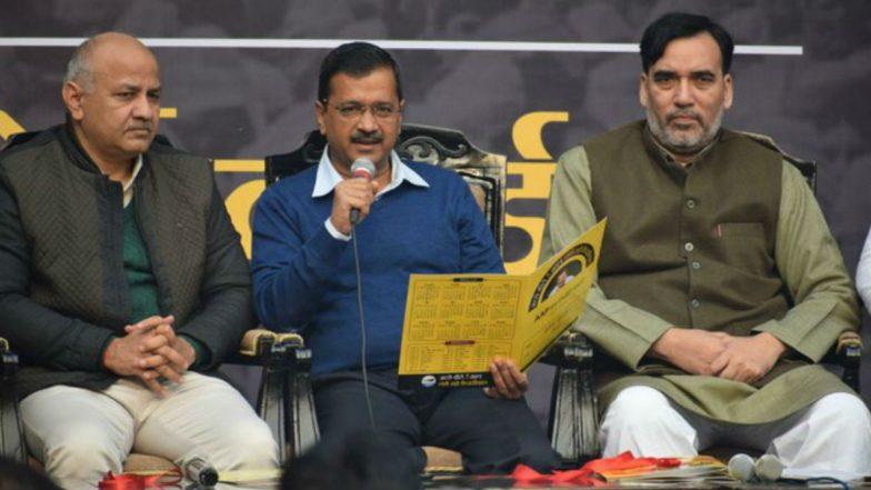Delhi Assembly Elections 2020: Hits And Misses of Arvind Kejriwal's AAP
