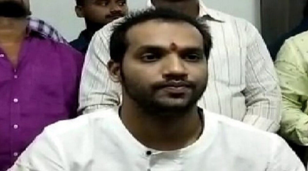 Telangana BJP Youth Leader Ashish Goud Booked for 'Outraging Modesty' of Ex-Bigg Boss Contestant, Hours After Staging Protest Over Hyderabad Rape Case