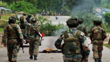 Assam on The Edge: Five Army Columns Deployed to Quell Anti-CAB Protests, Three Assam Rifles Columns Requisitioned in Tripura