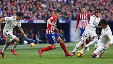 Year Ender 2019 La Liga Special: Atletico Madrid vs Real Madrid and Other Exciting Matches in Spain's Top Division This Year