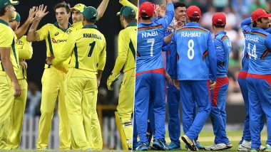 Year Ender 2019: From Australia's Unexpected Victory Against Mighty Indians to Afghanistan's Triumph Over World T20 Champions West Indies, Five Cricket Series That Left Everyone Baffled