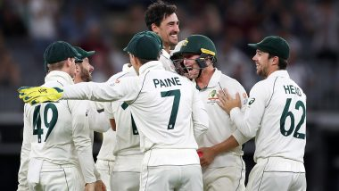 Australia vs New Zealand, 2nd Test Match 2019 Day 1 Live Streaming on Sony Liv: How to Watch Free Live Telecast of AUS vs NZ Boxing-Day Test on TV & Online in India