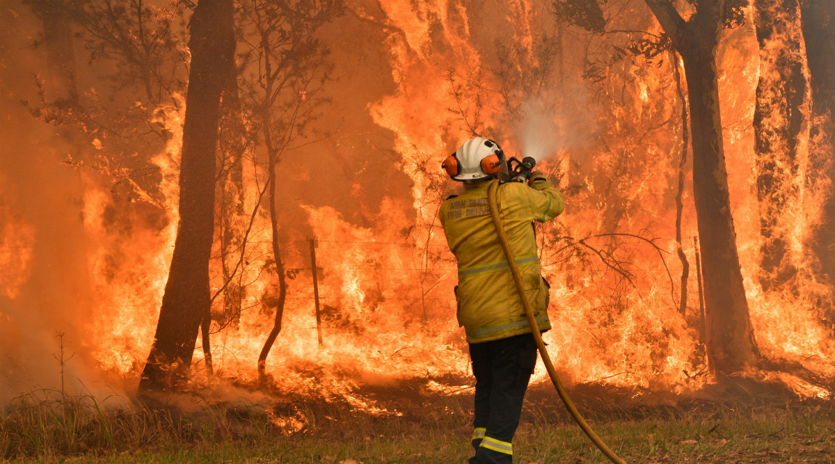 Australian State Declares State of Emergency Over Bushfires