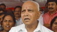 Mystery Letter Seeks BS Yediyurappa's Exit as Karnataka CM, BJP Denies Rift