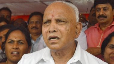 BS Yediyurappa Threatens to Quit as Karnataka CM After Argument With Panchamasali Mutt Seer Vachananda Swami Over Ministership for Murugesh Nirani
