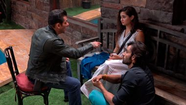 Bigg Boss 13 Weekend Ka Vaar Synopsis: Salman Khan Takes Matters Into His Own Hands, Enters the House to Speak to Rashami Desai and Arhaan Khan