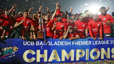 BPL 2019-20 Complete Squads: Full Players List of All Bangladesh Premier League T20 Teams
