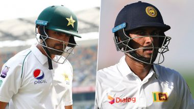 Pakistan vs Sri Lanka, 1st Test 2019: Babar Azam, Dinesh Chandimal & Other Key Players to Watch Out For in Historic Test