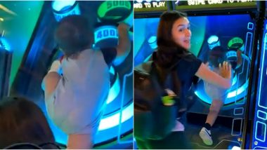 Baby Gets Stuck in Skee Ball Machine in Las Vegas, Video Goes Viral