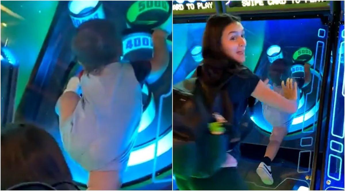 Baby Gets Stuck in Skee Ball Machine in Las Vegas, Video Goes Viral