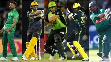 Bangladesh Premier League 2019-20 Key Players: Shane Watson, Andre Russell & Other Cricketers To Watch Out For in BPL T20 Season 7