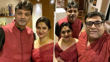 Filmmaker Srijit Mukherji Marries Bangladeshi Actress Rafiath Rashid Mithila