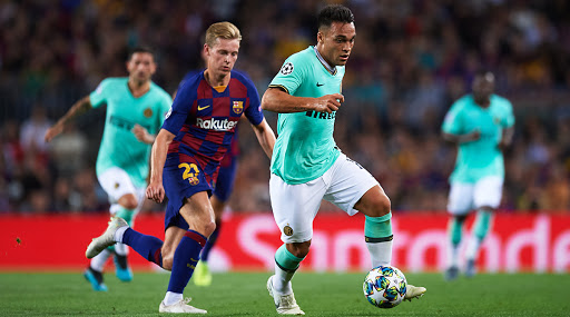 INT vs BAR Dream11 Prediction in UEFA Champions League 2019–20: Tips to Pick Best Team for Inter Milan vs FC Barcelona Football Match