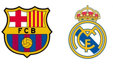 El Clasico 2019, Barcelona vs Real Madrid Free Live Streaming Online & Match Time in IST: How to Get La Liga 2019-20 Game Live Telecast on TV & Football Score Updates in India?