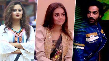 Bigg Boss 13: Rashami Desai's Bestie Devoleena Bhattacharjee Calls Arhaan Khan 'A Fraud'