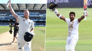 Year Ender 2019: From Ben Stokes' Miraculous Knock in Ashes 2019 to Kusal Perera's Sensational Effort, A Look at Some Individual Performances That Avoided The Inevitable