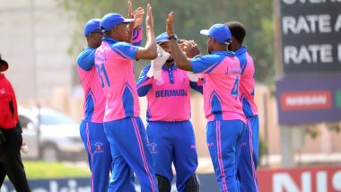 Bermuda vs Jersey, ICC CWC Challenge League 2019-21 Group B, Live Cricket Streaming Online & Time in IST: Check Live Score Online, Get Free Telecast Details of BER vs JER Match on TV