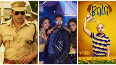 Year Ender 2019: These 7 Cameos in Ayushmann Khurrana's Bala, Salman Khan's Bharat, Ajay Devgn's De De Pyaar De Left Us Completely Pleased