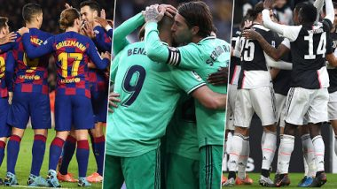 List of Highest-Paid Sports Teams in 2019: FC Barcelona, Real Madrid, Juventus Are The Best Paid Teams in the World
