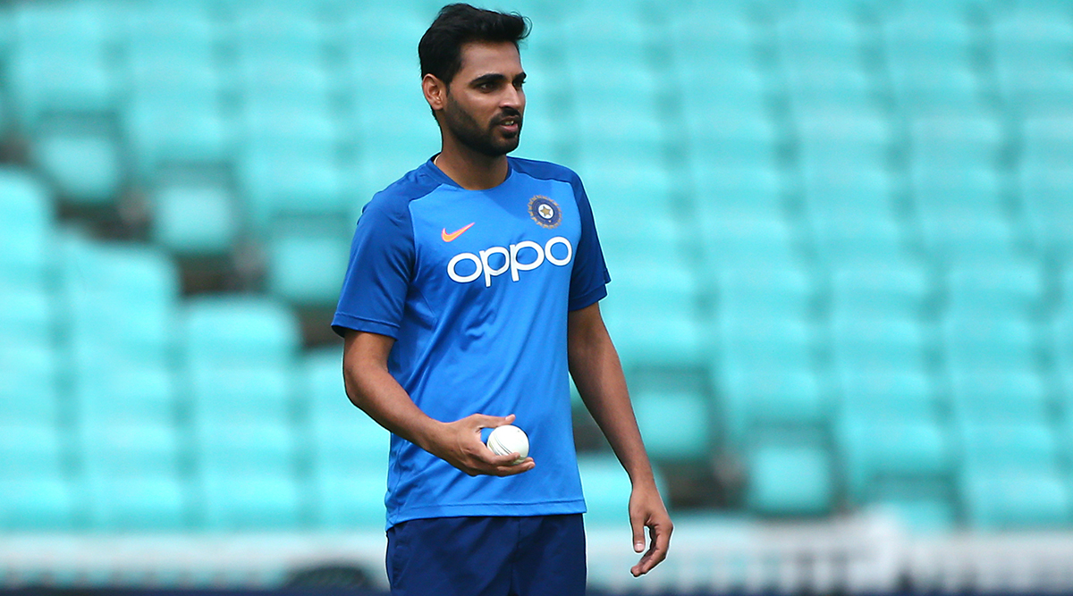 Bhuvneshwar Kumar Injury News: Pacer Doubtful for India vs West Indies 1st ODI, Could Be Ruled Out of Entire ODI Series 2019