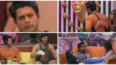 Bigg Boss 13 Preview: Evicted Sidharth Shukla Joins Paras Chhabra In The Secret Room, Arhaan Khan Talks Crap About Rashami Desai, Says 'Woh Road Par Aa Gayi Thi' (Watch Video)