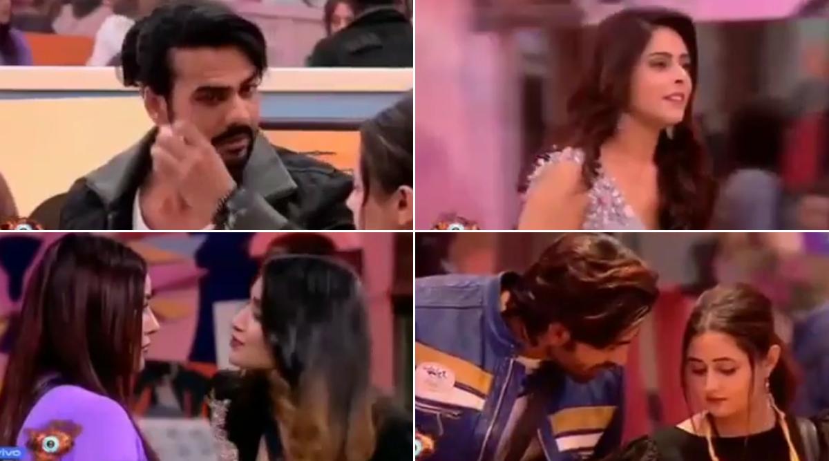 Bigg Boss 13 Preview: Arhaan Khan Almost Proposes to Rashami Desai, Vishal Aditya Singh's Ex-Flame Madhurima Tuli Enters and Shefali Bagga Apologises to Shehnaaz Gill (Watch Video)