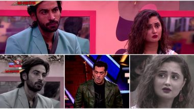 Bigg Boss 13 Weekend Ka Vaar: Salman Khan Exposes Arhaan Khan's FRAUDULENT Ways, Keeping Rashami Desai's Best Interests At Heart (Deets Inside)